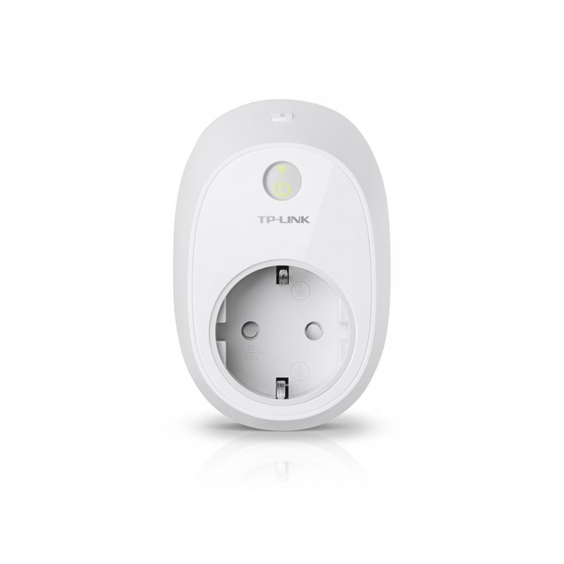 TP-Link WiFi Smart Plug, WiFi 2.4GHz, 802.11b/g/n, app Kasa HS100