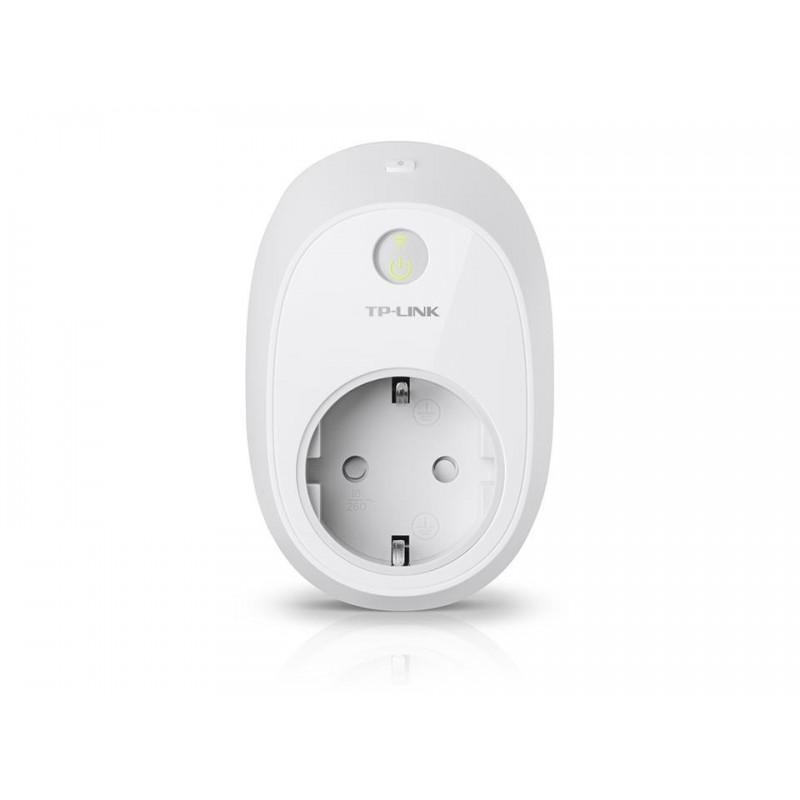 TP-Link WiFi Smart Plug, WiFi 2.4GHz, 802.11b/g/n, energy monitoring, app Kasa HS110