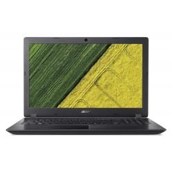 "ACER Aspire 3 A315-32-C00L Celeron-N4000(2.60GHz) 4GB 500GB 15.6"" FHD matný integr.graf. Win10 čierny NX.GVWEC.003"