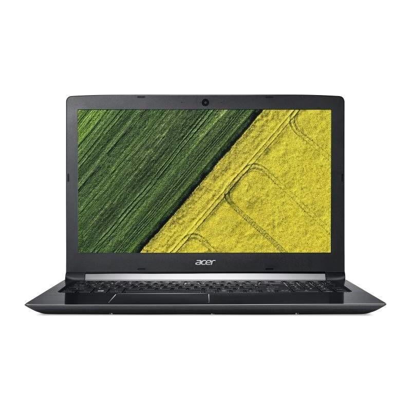 "ACER Aspire 3 A315-51-3859 i3-7020U(2.30GHz) 4GB 256GB SSD 15.6"" FHD matný integr.graf. Win10 čierny NX.GNPEC.018"