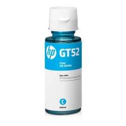 Atrament Originál HP M0H54AE azurový GT52 cca 8 000 stran