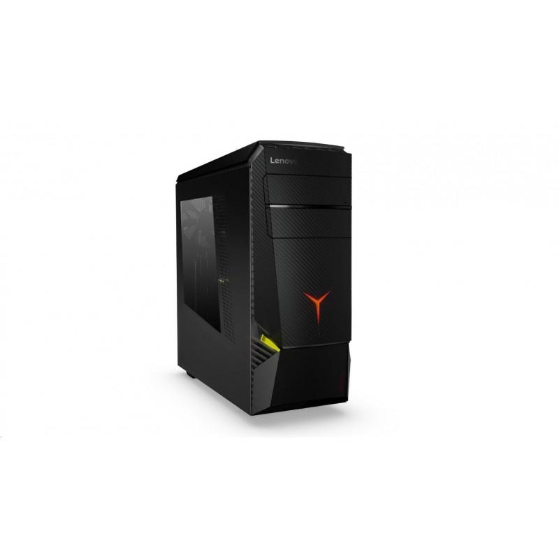LENOVO IdeaCentre Legion Y920T-34 Intel i7-7700K(4.2GHz) 16GB 2TB-HDD 256GB-SSD GTX1080-8GB DVD Win10Pro čierny 90H4003WMK