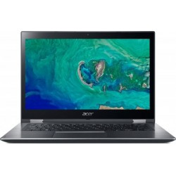 "Acer Spin 3 (SP314-51-P0GT) Pentium® Gold 4415U/4GB/1TB/14"" FHD IPS Multi-touch LCD/HD Graphics/W10 Home/Gray NX.GUWEC.006"