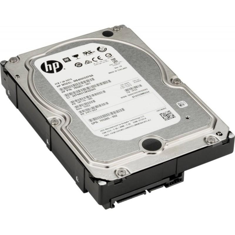 HP 4TB SATA 7200 HDD K4T76AA