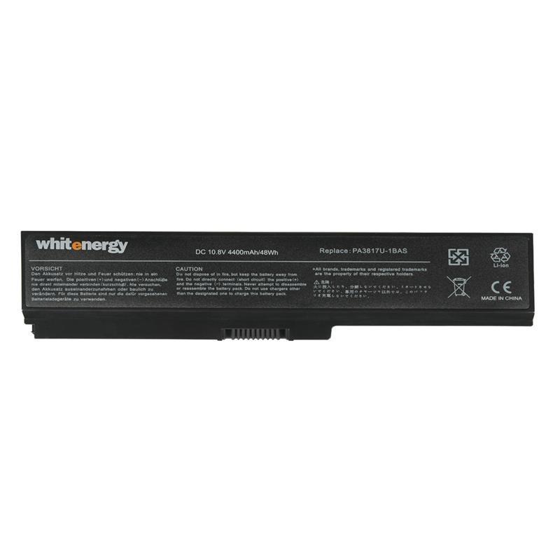 Whitenergy batérie pre Toshiba Satellite L650 10.8V Li-Ion 4400mAh 10345