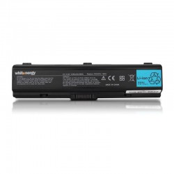 Whitenergy batérie pre Toshiba PA3533 / PA3534 10.8V Li-Ion 4400mAh 04932