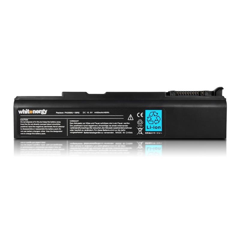 Whitenergy batérie pre Toshiba PA3356 10.8V Li-Ion 4400mAh 04809