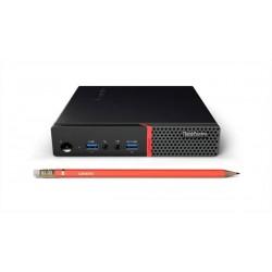Lenovo TC M600 Tiny N3050 2.16GHz UMA 2GB 500GB W7Pro/W10Pro cierny 3yOS 10GA000JXS