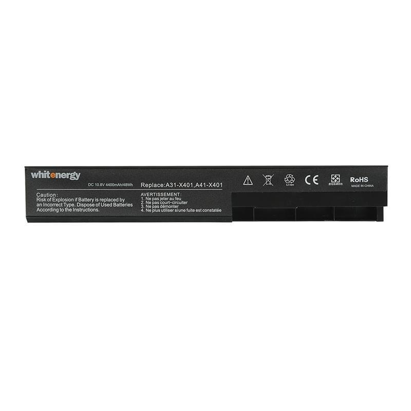 Whitenergy Premium batérie pre Asus X301 X401A 10.8V Li-Ion 2200mAh 10346
