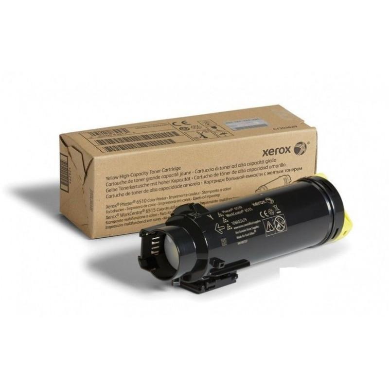 toner XEROX 106R03483 yellow PHASER 6510, WorkCentre 6515 (1.000 str.)