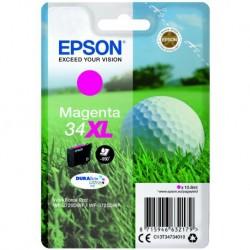 kazeta EPSON WF-3720/3725 no.34XL magenta (950 str) C13T34734010