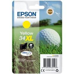 kazeta EPSON WF-3720/3725 no.34XL yellow (950 str) C13T34744010