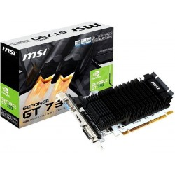 MSI GeForce GT 730K 2GD3 H LP N730K-2GD3H/LP