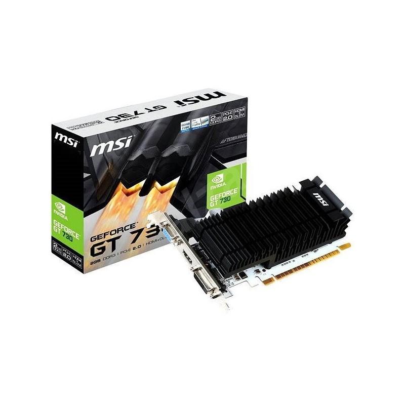 MSI GeForce GT 730K 2GD3 H LP N730K-2GD3H/LP