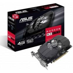 ASUS Radeon PH-RX550-4G-M7 4GB/128-bit, GDDR5, DVI, HDMI, DP 90YV0AG4-M0NA00