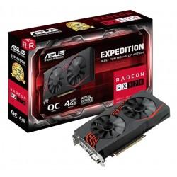ASUS Radeon EX-RX570-O4G 4GB/256-bit, GDDR5, DVI, HDMI, DP 90YV0AI0-M0NA00