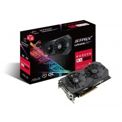 ASUS Radeon ROG-STRIX-RX570-O4G-GAMING 90YV0AJ0-M0NA00