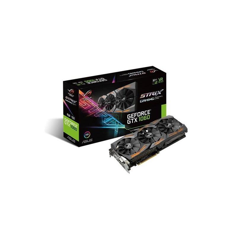 ASUS STRIX-GTX1060-6G-GAMING 90YV09Q1-M0NA00