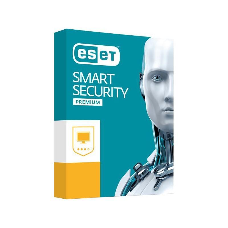 BOX ESET Smart Security Premium pre 4PC / 2 roky SMART-SEC-PREM-4PC-2Y-BOX-2018