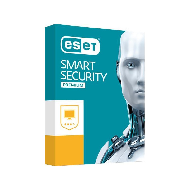 BOX ESET Smart Security Premium pre 4PC / 1 rok SMART-SEC-PREM-4PC-1Y-BOX-2018