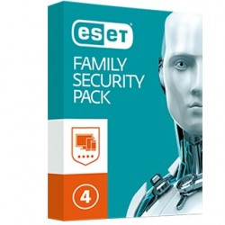 ESET Family Security Pack 2018 8588007066134