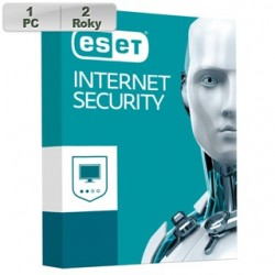 ESET Internet Security 2018 1PC na 2r 8588006748901