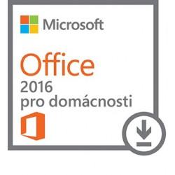 Office 2016 pro domácnosti Win All Lng - elektronická licence 79G-04294