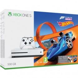XBOX ONE S 500GB Forza Horizon 3 + Hot Wheels Pack ZQ9-00211