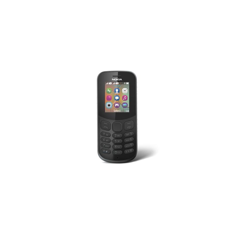 Nokia 130 Dual Sim Black 2017 A00028518
