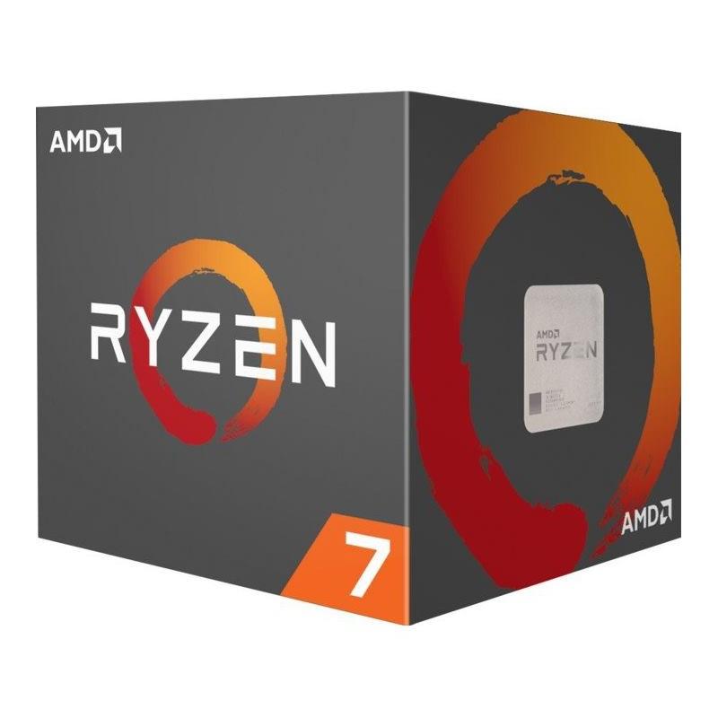 AMD Ryzen 7 2700X YD270XBGAFBOX
