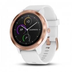 GARMIN Smart hodinky VÍVOACTIVE 3 White Silicone 10-01769-07