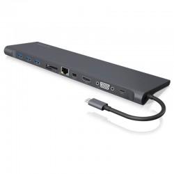 ICY BOX USB Type-C Dock IB-DK2102-C