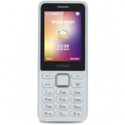 MYPHONE Mobilný telefón 6310 Biely TELMY6310WH
