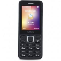 MYPHONE Mobilný telefón 6310 Čierny TELMY6310BK