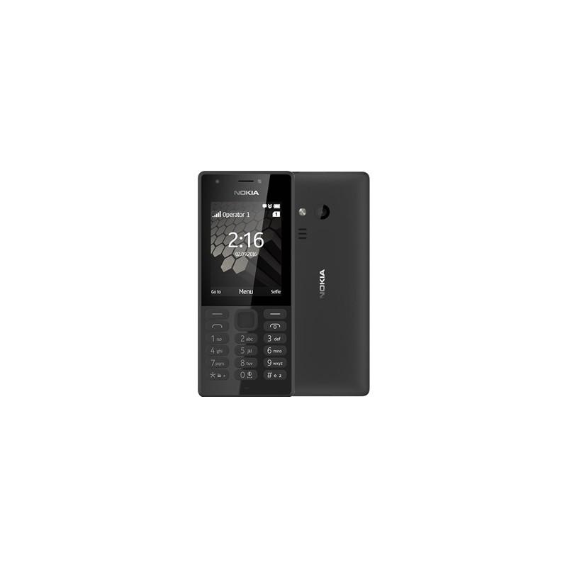 Nokia 216 Dual Sim Black A00027754