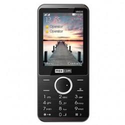 MAXCOM Telefón MM235 čierny