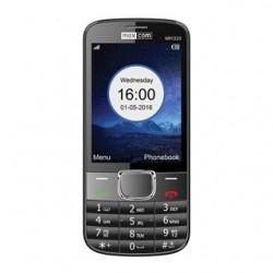 MAXCOM Telefón CLASSIC MM320 čierny MM320CZ