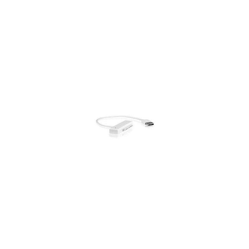 ICY BOX - 2.5 SATA Adapter USB 2.0 IB-AC603