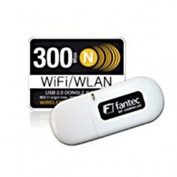 Fantec WF-300MWLAN USB 2.0 WiFi 300 Mbps 1423