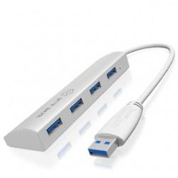 RAIDSONIC USB 3.0 HUB 4 A-Type ports IB-AC6401