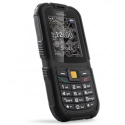 MYPHONE HAMMER 2 black TELMYHHA2BK