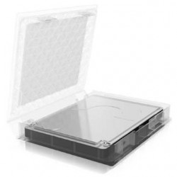 "RAIDSONIC Plastový externý box pre 1x 2,5"" HDD IB-AC6251"