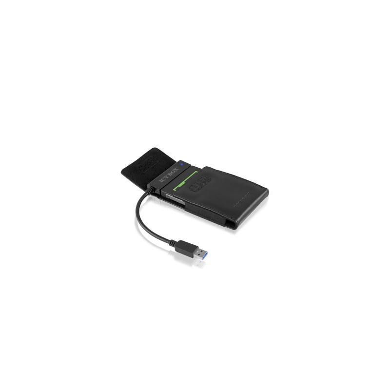 ICY BOX - 2.5 SATA Adapter USB 3.0 AC6031-U3 IB-AC6031-U3