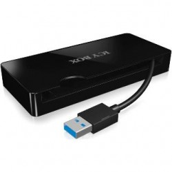 ICY BOX -- USB 3.0 Docking Station pre NB DK2241AC IB-DK2241AC