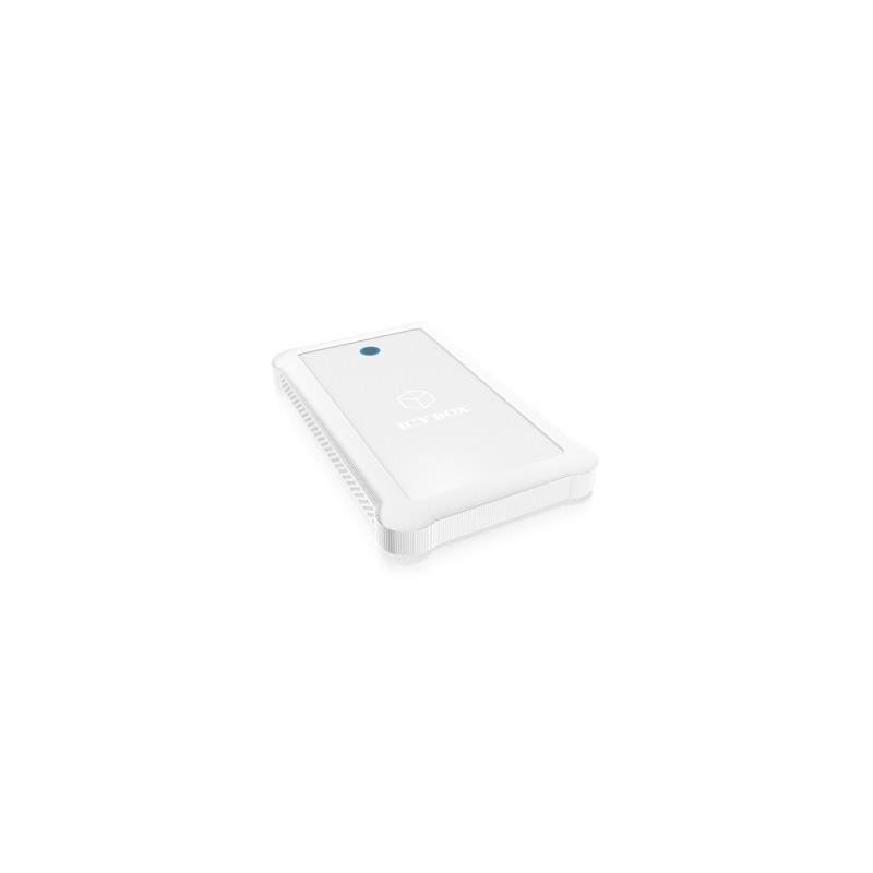 ICY BOX -- 2.5 USB 3.0 IB-233U3-Wh white