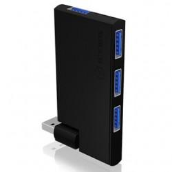 RAIDSONIC USB 3.0 HUB 4 A-Type ports IB-Hub1401 IB-HUB1401