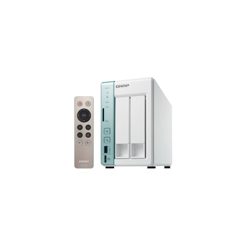 QNAP NAS Server TS-251A 2GB 2xHDD TS-251A-2G
