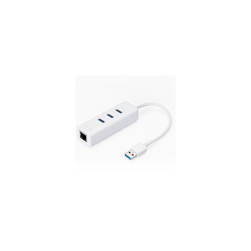 TP-link Hub 3 port USB 3.0/1 LAN UE330