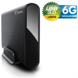 "FANTEC DB-ALU3e 6g 3,5"" USB 3.0 eSATA 1693"