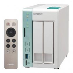 QNAP NAS Server TS-251A 4GB 2xHDD TS-251A-4G